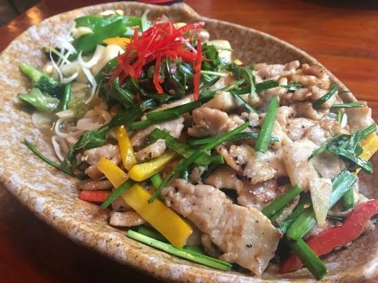 Cantonese-Style Pork Noodles